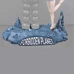 DRF136 - Forbidden Planet Large Base