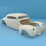 NB225 - 1940 Ford HT Coupe, Chopped Top