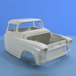 NB261 - 1955-57 Chevy pickup, Chopped Cab
