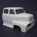 NB295 - 1953 Ford 4-door cab/over