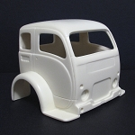 NB312 -  '50's White Truck Cab Over